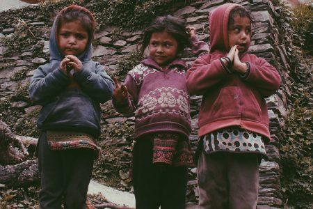 bolívia törzs, gyerekek